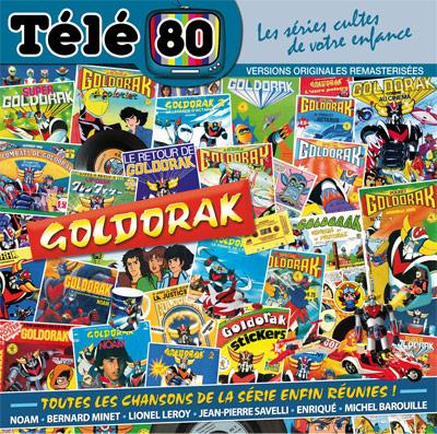 Télé 80 : Goldorak