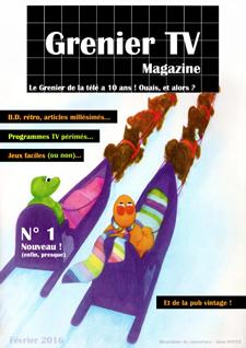 Grenier TV Magazine 1