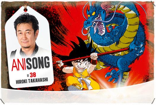 ANISONG # 38 : Hiroki Takahashi