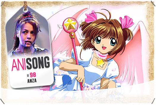 <b>ANISONG # 98 : </b>Anza