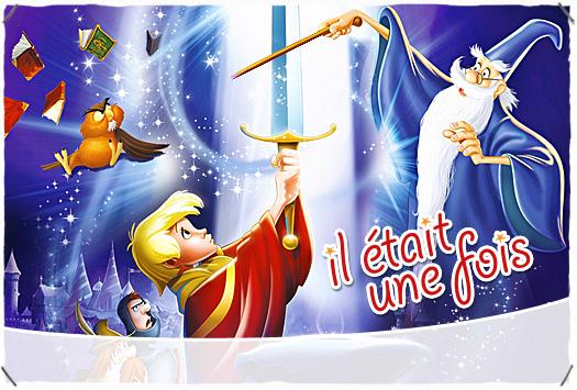 IL ÉTAIT UNE FOIS : Merlin l'enchanteur