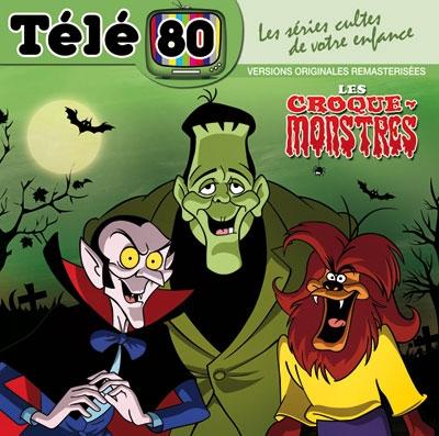Télé 80 : Les Croque-Monstres