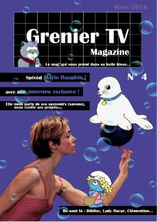 Grenier TV Magazine 4