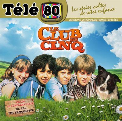 Télé 80 : Le Club des Cinq